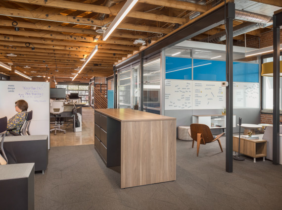 Atmosphere Commercial Interiors, Phoenix, AZ Office Furniture Showroom