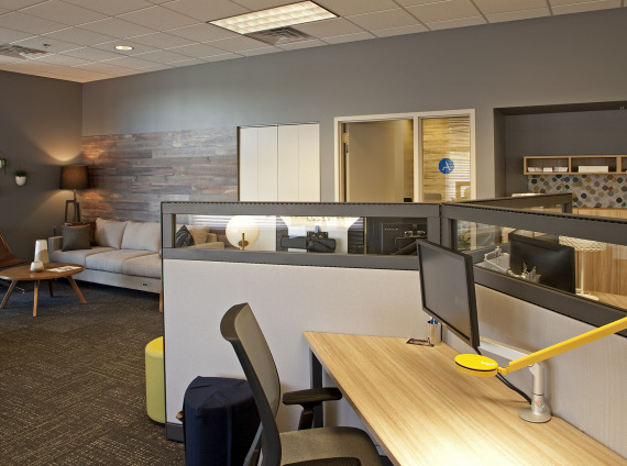 Rockford, IL Atmosphere Commercial Interiors
