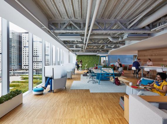 Corporate Workplace