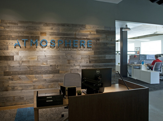 Madison, WI Atmosphere Commercial Interiors