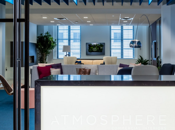Atmosphere Commercial Interiors, MN WORKLAB
