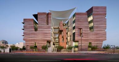 University of Arizona Health Sciences Building external