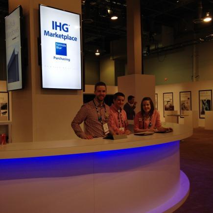 IHG Expo - Formula Blue