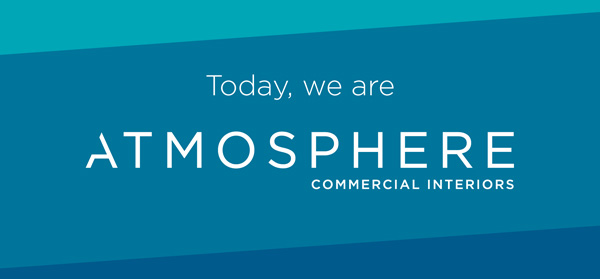 Today, we are Atmosphere Commercial Interiors