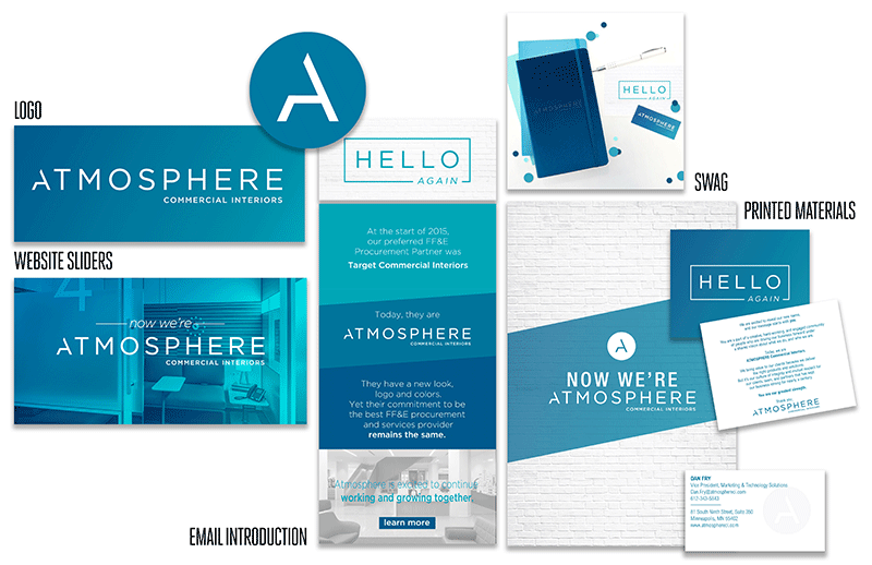 Atmosphere Brand Board