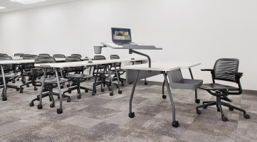 Education Projects - an Active Learning Environment from Atmosphere Commercial Interiors