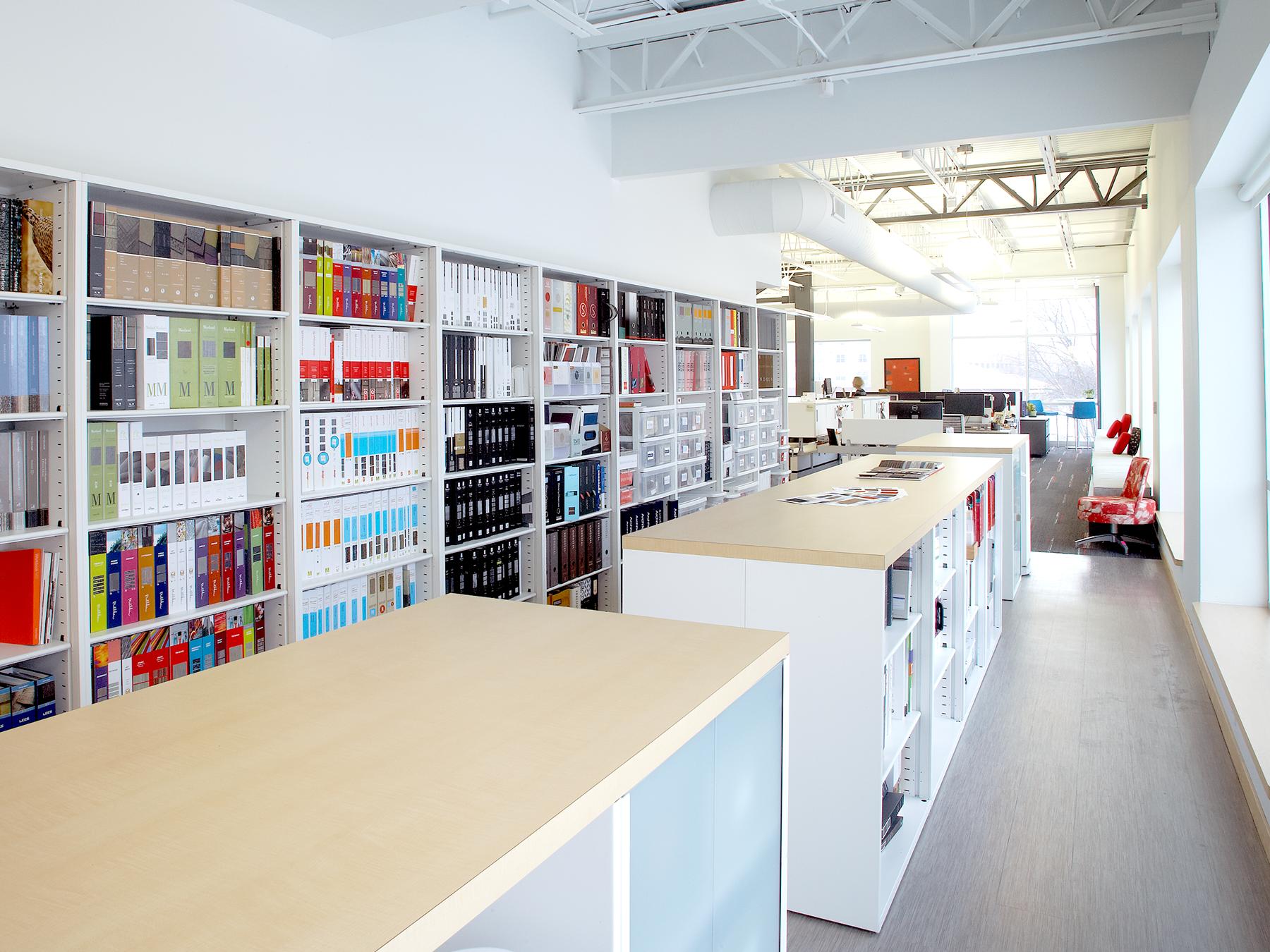 madison wi office furniture showroom