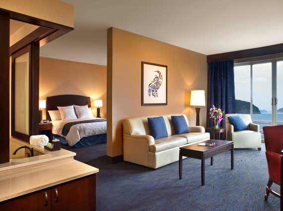 Swinomish Resort & Casino - a Hospitality Project by Atmosphere Commercial Interiors Hospitality Procurement Advisory