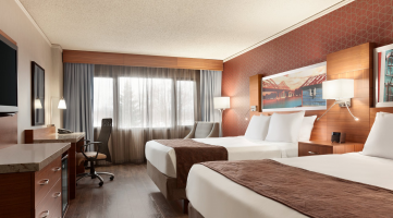 Radisson Hotel, La Crosse, WI - a Hospitality Project by Atmosphere Commercial Interiors Hospitality Procurement Advisory