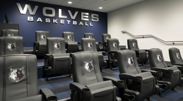 Timberwolves Practice Facility