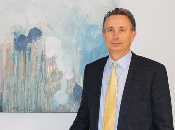 Byron Wieberdink, CFO