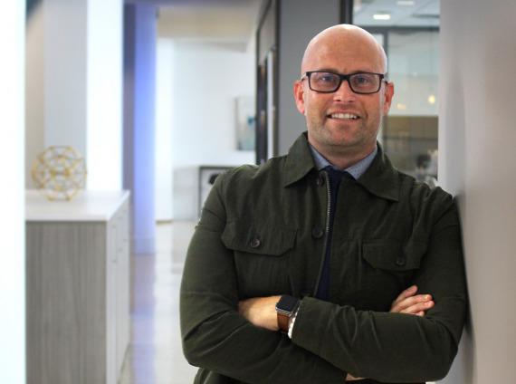 Robert Foster, Director New Business Development